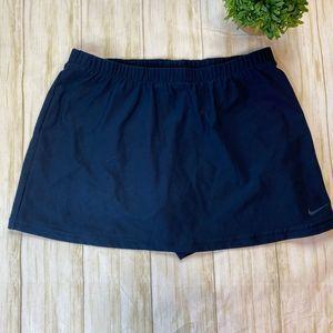 Nike Navy Tennis Skirt